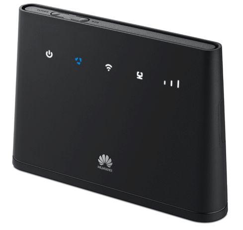 Huawei modem bij Mobistar Easy Internet @Home