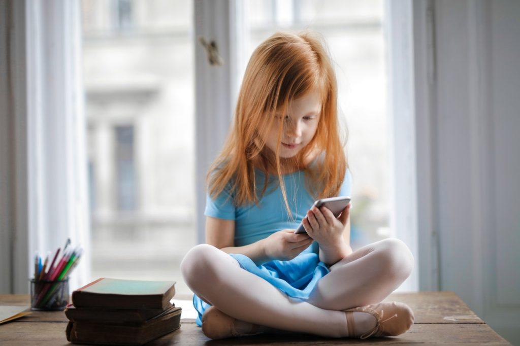 smartphone kinderen